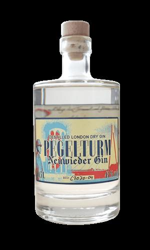 Pegelturm Gin Neuwied Flasche